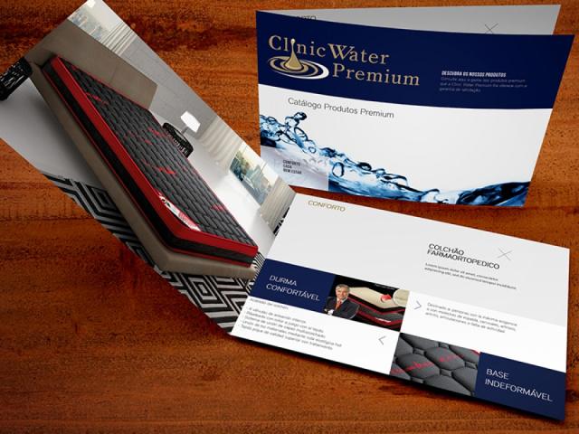 Catálogo Clinic Water Premium